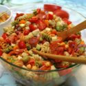 Italian Chopped Pasta Salad