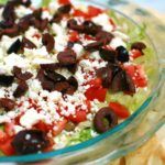 Greek 6 Layer Dip