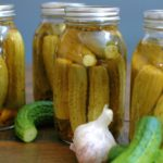 Garlic Dill Pickles + Intro to Home Canning