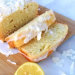 Coconut Lemon Pound Cake