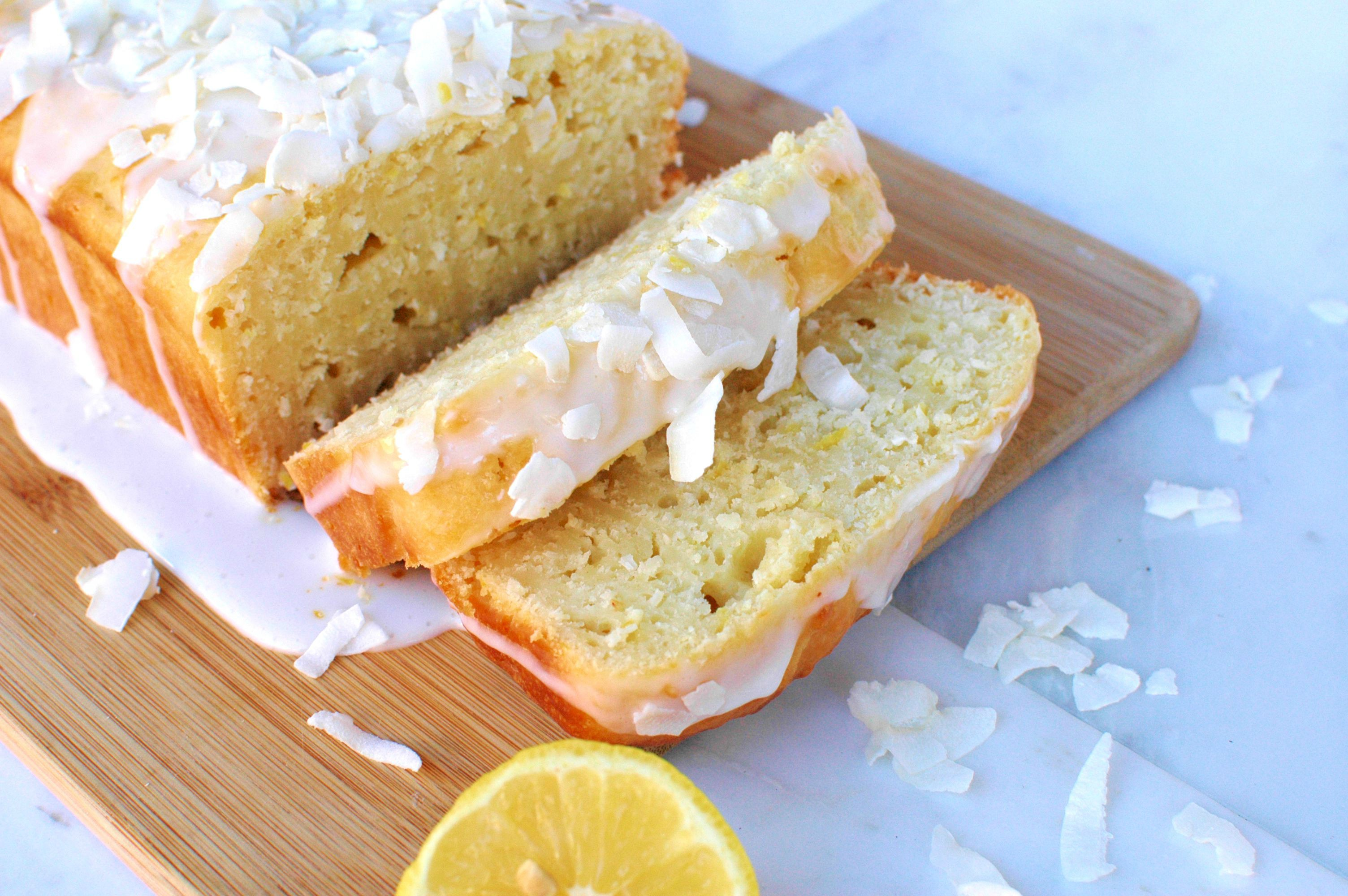 Calories In A Slice Of Lemon Coconut Cream Cake