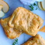 Apple Cheddar Pop Tarts