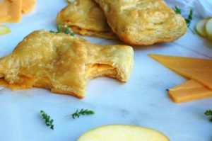 Apple Cheddar Pop Tarts || For the Love of Gourmet