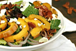 Fall Harvest Salad || For the Love of Gourmet