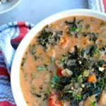 Kale and White Bean Soup