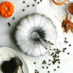 Double Chocolate Pumpkin Bundt Cake