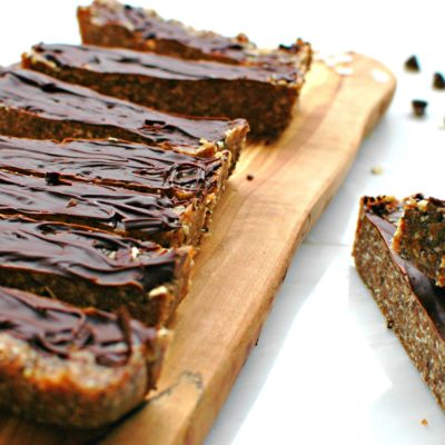 Date, Oat, and Coconut Bars