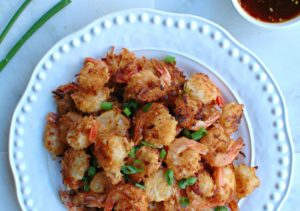Coconut Shrimp with Sweet Chili Sauce
