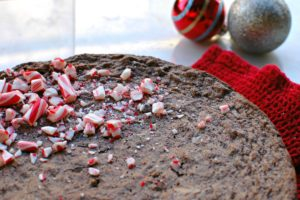 Flourless Chocolate Peppermint Cake || For the Love of Gourmet
