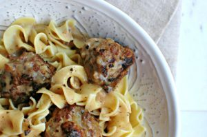 Classic Swedish Meatballs || For the Love of Gourmet